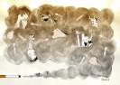 Addiction national cartoon contest /Tabriz 2014 gallery
