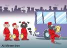 Gallery of the third International City and Citizen Cartoon Contest /Tabriz,Iran